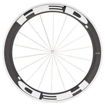 HED Jet 6 FR Carbon Clincher Front Wheel