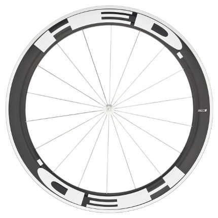 HED Jet 6 FR Carbon Clincher Front Wheel 2012