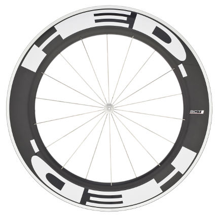 HED Jet 9 FR Carbon  Clincher Front Wheel