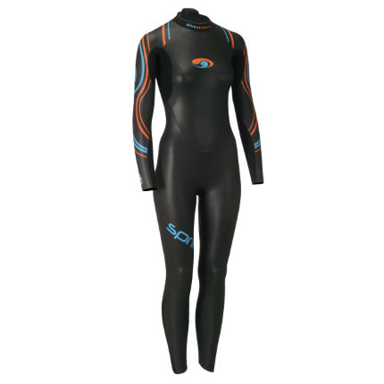 blueseventy Ladies Sprint Wetsuit AW13