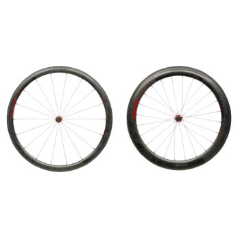Miche Supertype 358 RS Carbon Tubular Wheelset 2012