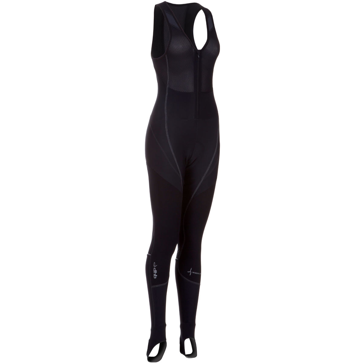 dhb Women's Vaeon Zero Padded Bib Tight