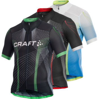 Craft Elite Bike Attack Jersey - 2012
