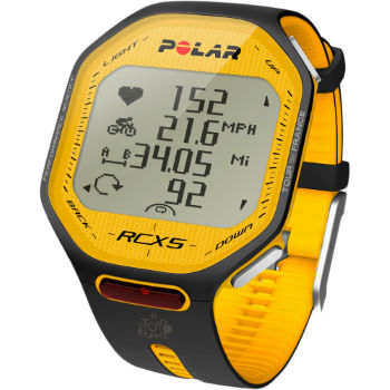 Polar RCX5 TDF Bike Sports Training Watch with HRM