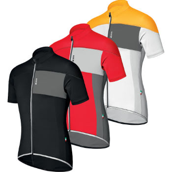 Campagnolo Tech Motion Avionic Full Zip Jersey