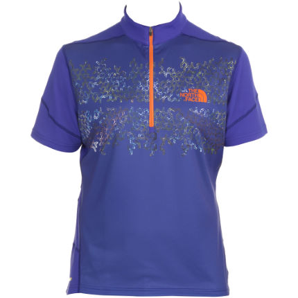 The North Face Muddy Tracks Short Sleeve MTB Jersey - 2012