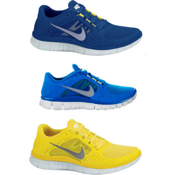 Nike Free Run Plus 3 Shoes SS12