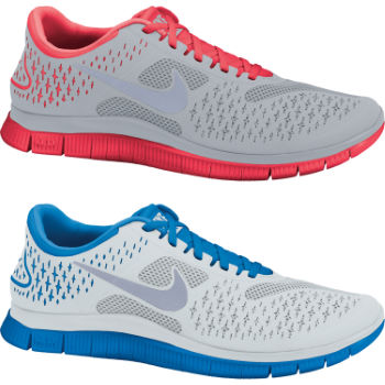 Nike Ladies Free 4.0 V2 Shoes SS12
