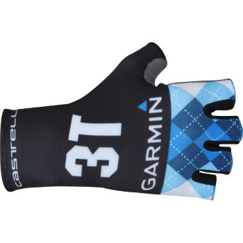 Castelli Garmin Barracuda Aero Short Finger Gloves - 2012