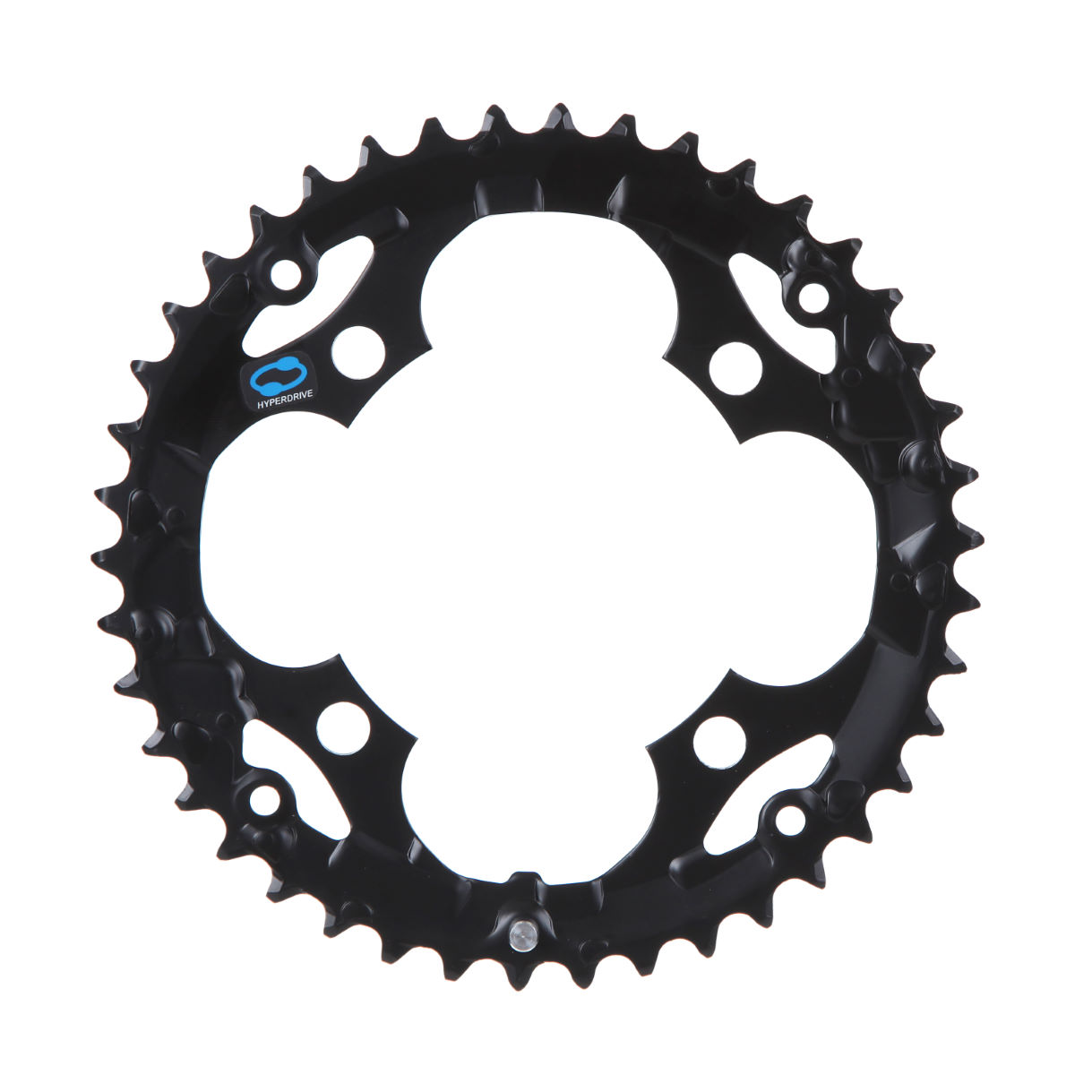 Plateau Shimano FC-M410/415 (noir, 42 dents) - 7/8 Speed 42T 104bcd