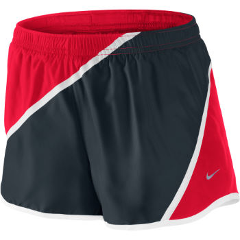 Nike Ladies Twisted Tempo Short SS12