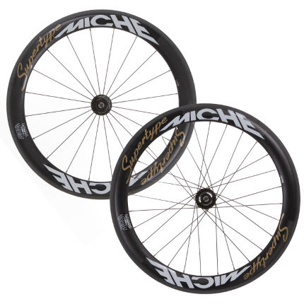 Miche Pistard Carbon Track Bike Wheelset