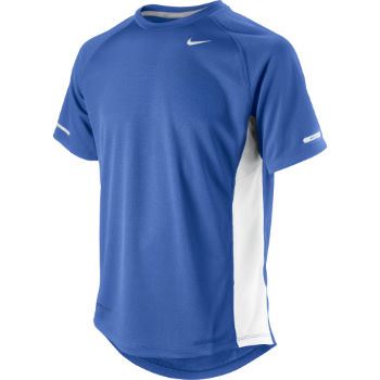 Nike Boys Miler Running Short Sleeve Top SS12