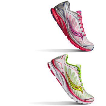Saucony Ladies Progrid Kinvara 3 Shoes AW12