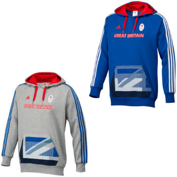 Adidas London Olympics 2012 Team GB OSP Hoodie