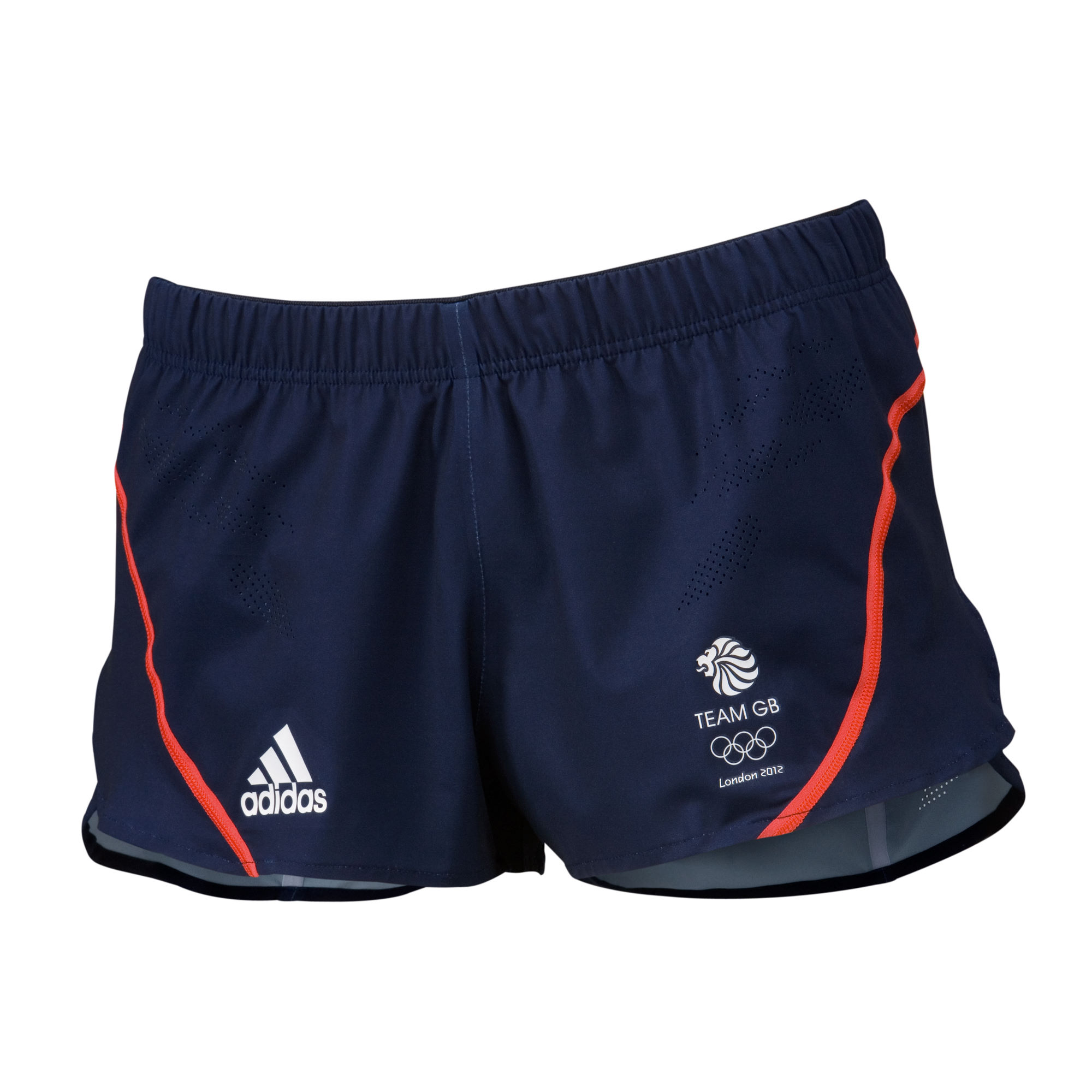 Shorts de running  Adidas  London Olympics 2012 Team GB Split Short