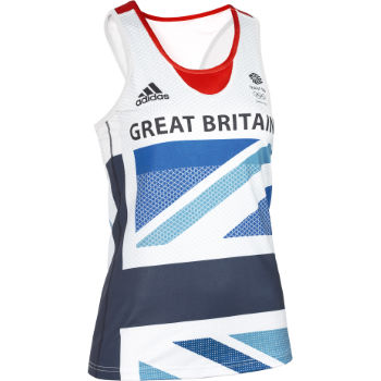 Adidas London Olympics 2012 Ladies Team GB Schimmel