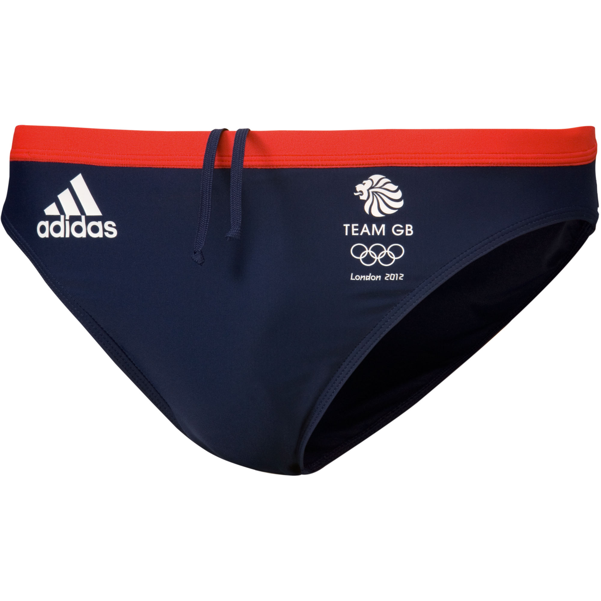 maillots de bain homme adidas london olympics 2012 team gb swimming trunk wiggle france. Black Bedroom Furniture Sets. Home Design Ideas