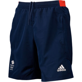 Adidas London Olympics 2012 Team GB Woven Shorts