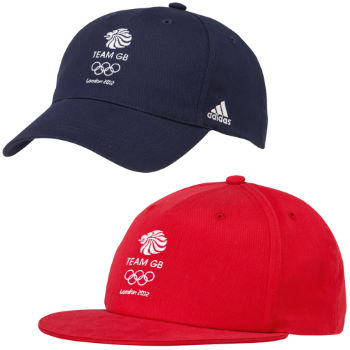 Adidas London Olympics 2012 Team GB Classic Cap