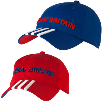 Adidas London Olympics 2012 Team GB Cap
