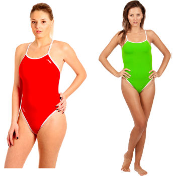 Z3R0D Ladies One Piece Swimsuit