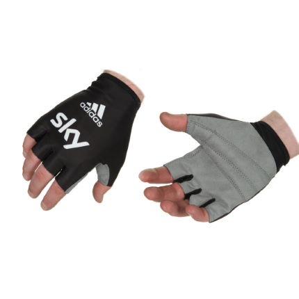 Team Sky Race Gloves - 2012