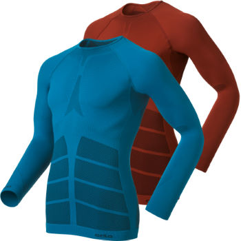 Odlo Evolution Warm Long Sleeve Base Layer - 2011