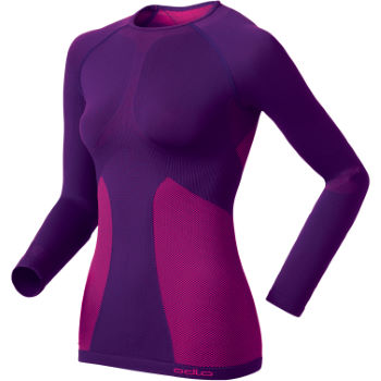 Odlo Ladies Evolution Warm Long Sleeve Base Layer 2011