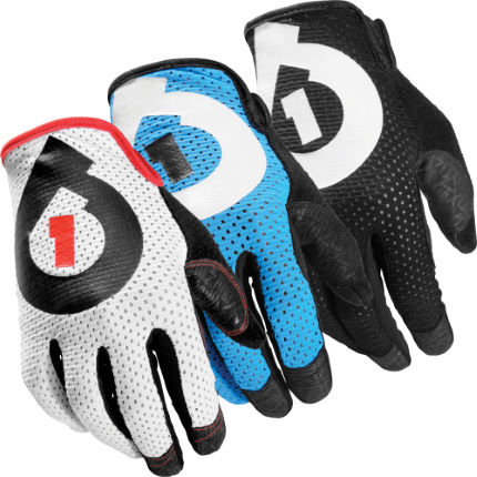 SixSixOne Raji MTB Gloves