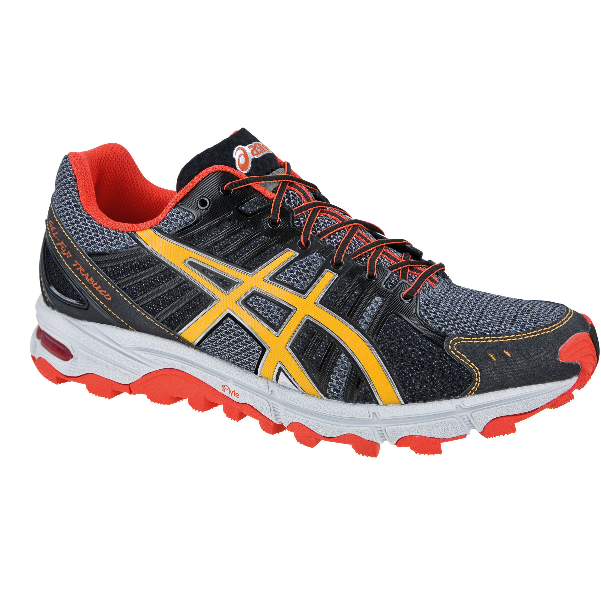 wiggle asics gel fuji trabuco shoes aw12 offroad running shoes. Black Bedroom Furniture Sets. Home Design Ideas