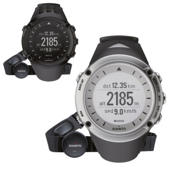 Suunto Ambit HR GPS Watch With HRM
