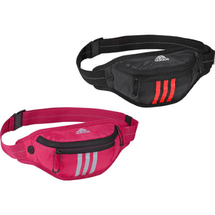 waist bags adidas run load 3 stripe waist bag aw12 wiggle france. Black Bedroom Furniture Sets. Home Design Ideas