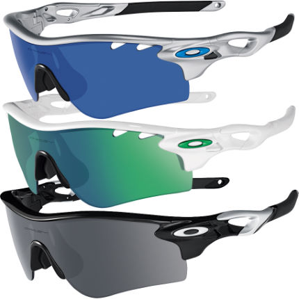 Wiggle | Oakley Radarlock Path Sunglasses 2013