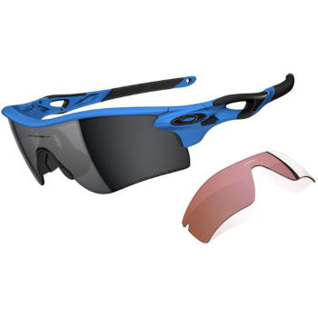 Oakley Radarlock Path Sunglasses - Polarised Vented Lens