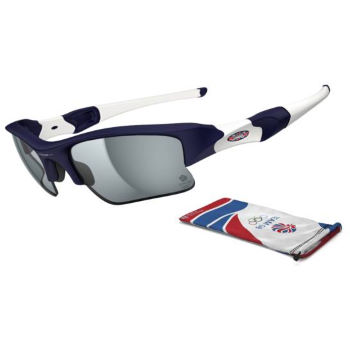 Oakley Flak Jacket Sunglasses - Team GB