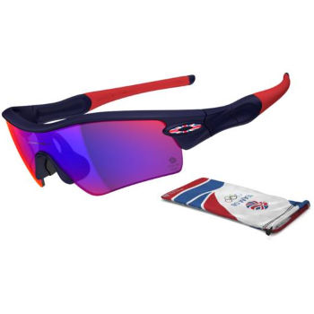 Oakley Radar Path Sunglasses - Team GB