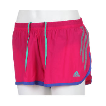 Adidas Ladies AdiZero Split Short AW12