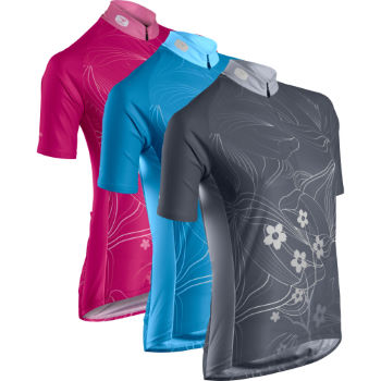 Sugoi Ladies Sonic Jersey - 2012
