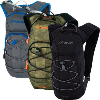 Dakine Shuttle 4l + 2l Hydration Pack - 2012