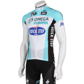 Vermarc Omega Pharma Quick Step Team Jersey - 2012
