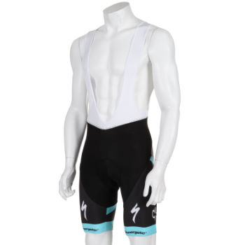 Vermarc Omega Pharma Quick Step Bib Shorts - 2012