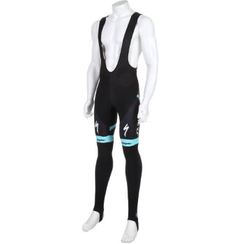 Vermarc Omega Pharma Quick Step Unpadded Bib Tights 2012