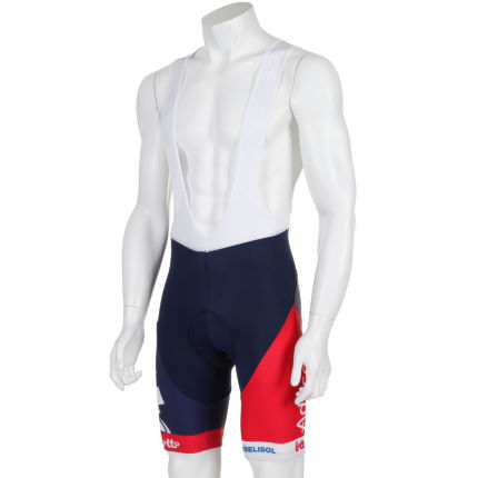 Vermarc Lotto Belisol Team Bib Shorts - 2012