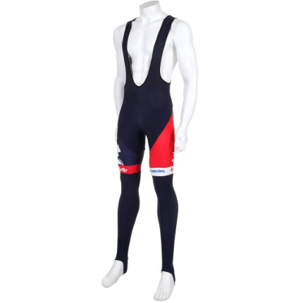 Vermarc Lotto Belisol Team Unpadded Bib Tights - 2012
