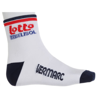 Vermarc Lotto Belisol Team Socks - 2012