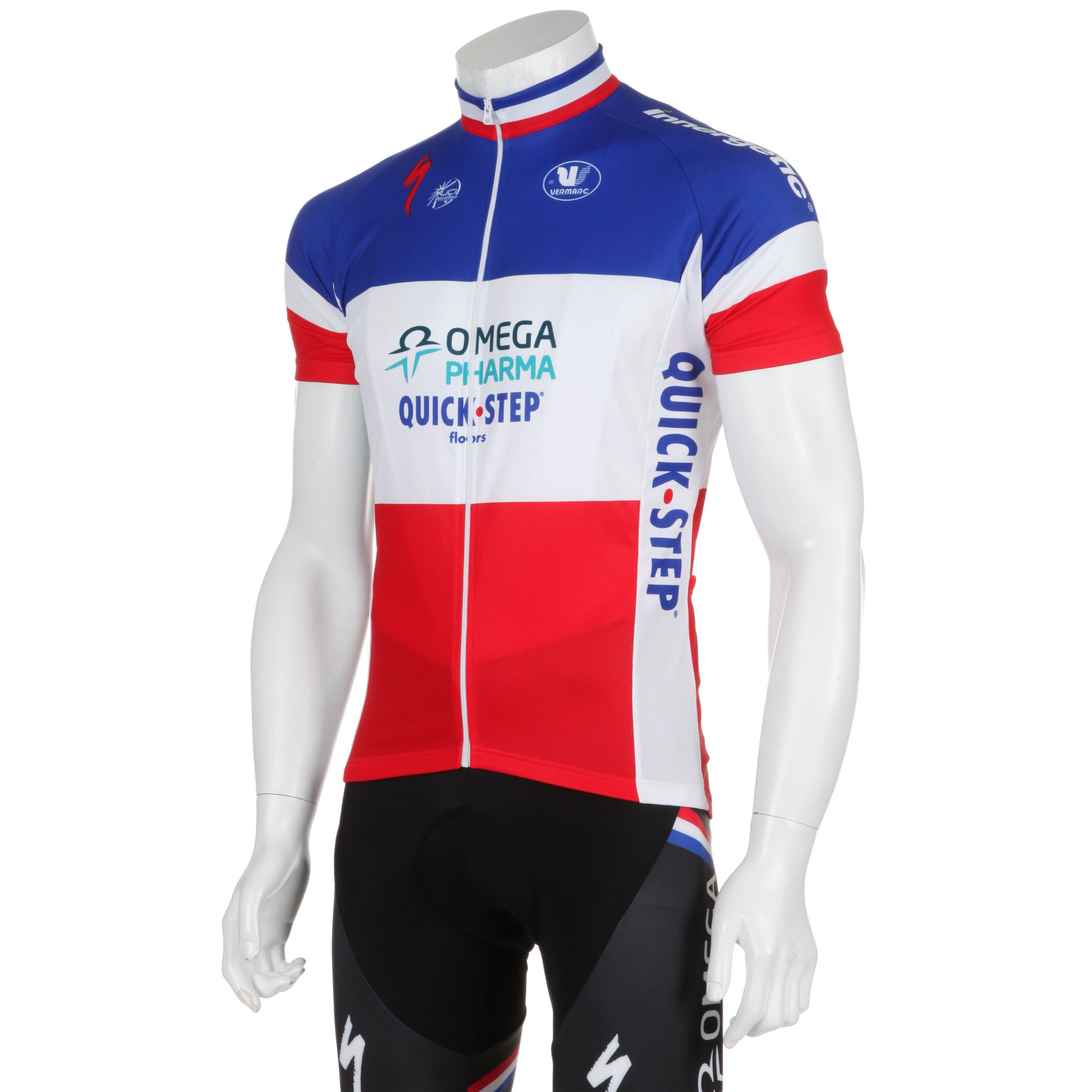 vermarc cycling jersey size guide