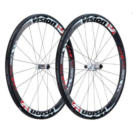 Vision TriMax Carbon TC50 Tubular Wheelset