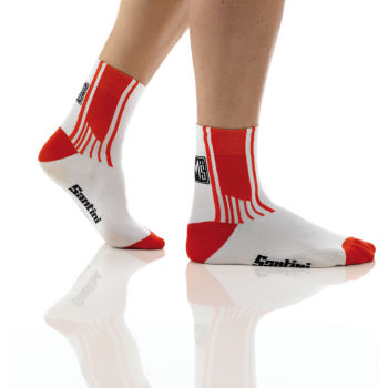 Santini Niji Cycling Socks - 2012