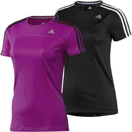 Adidas Ladies Response DS Short Sleeve Tee